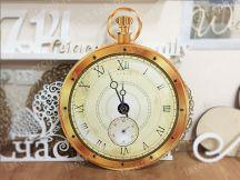 Часы из пластика