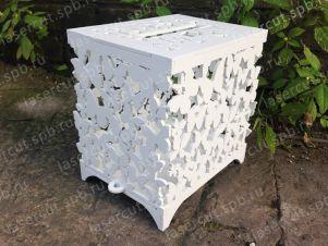 Ящик для свадебных подарков, коробка для денег, сундук для подарков